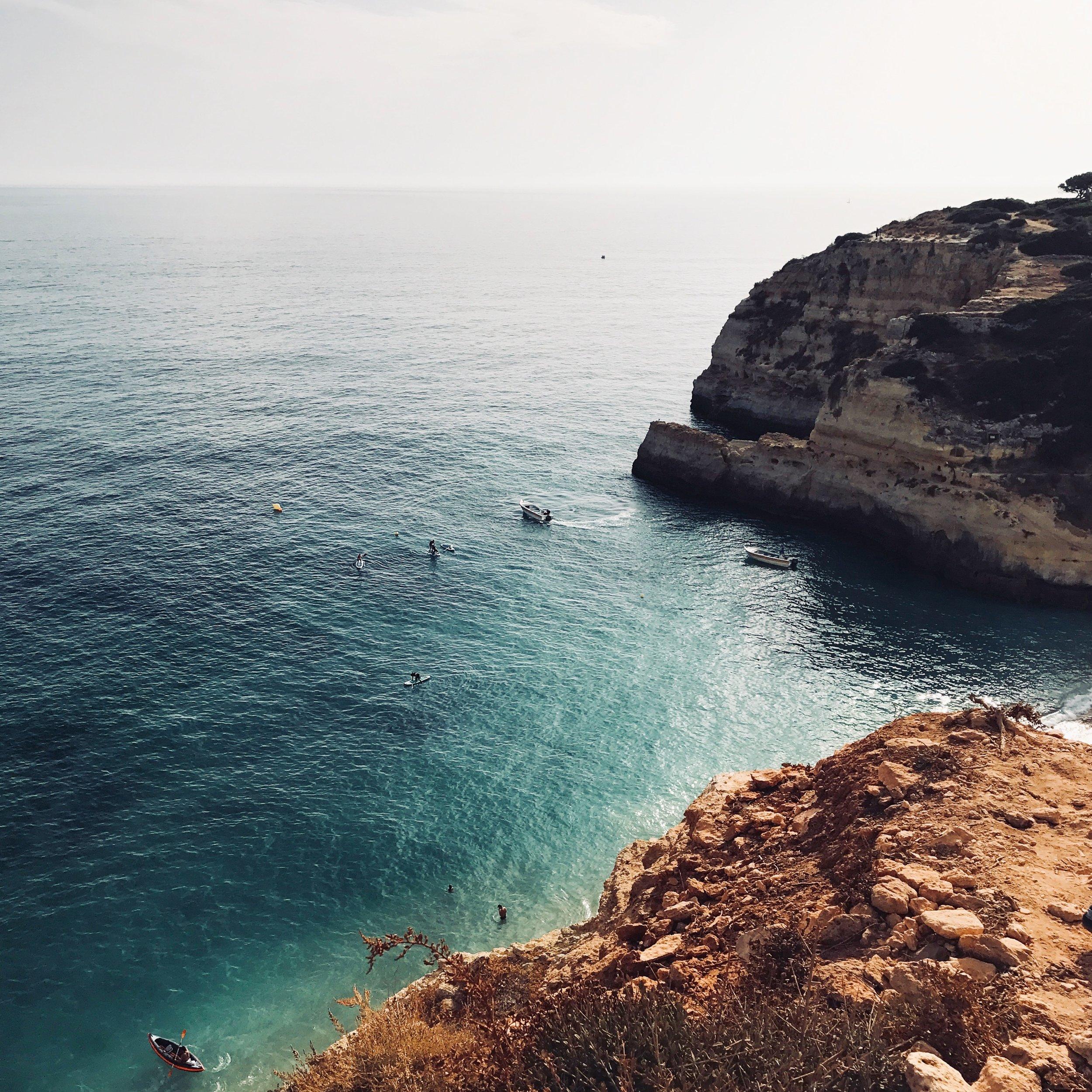 The Portuguese Ocean