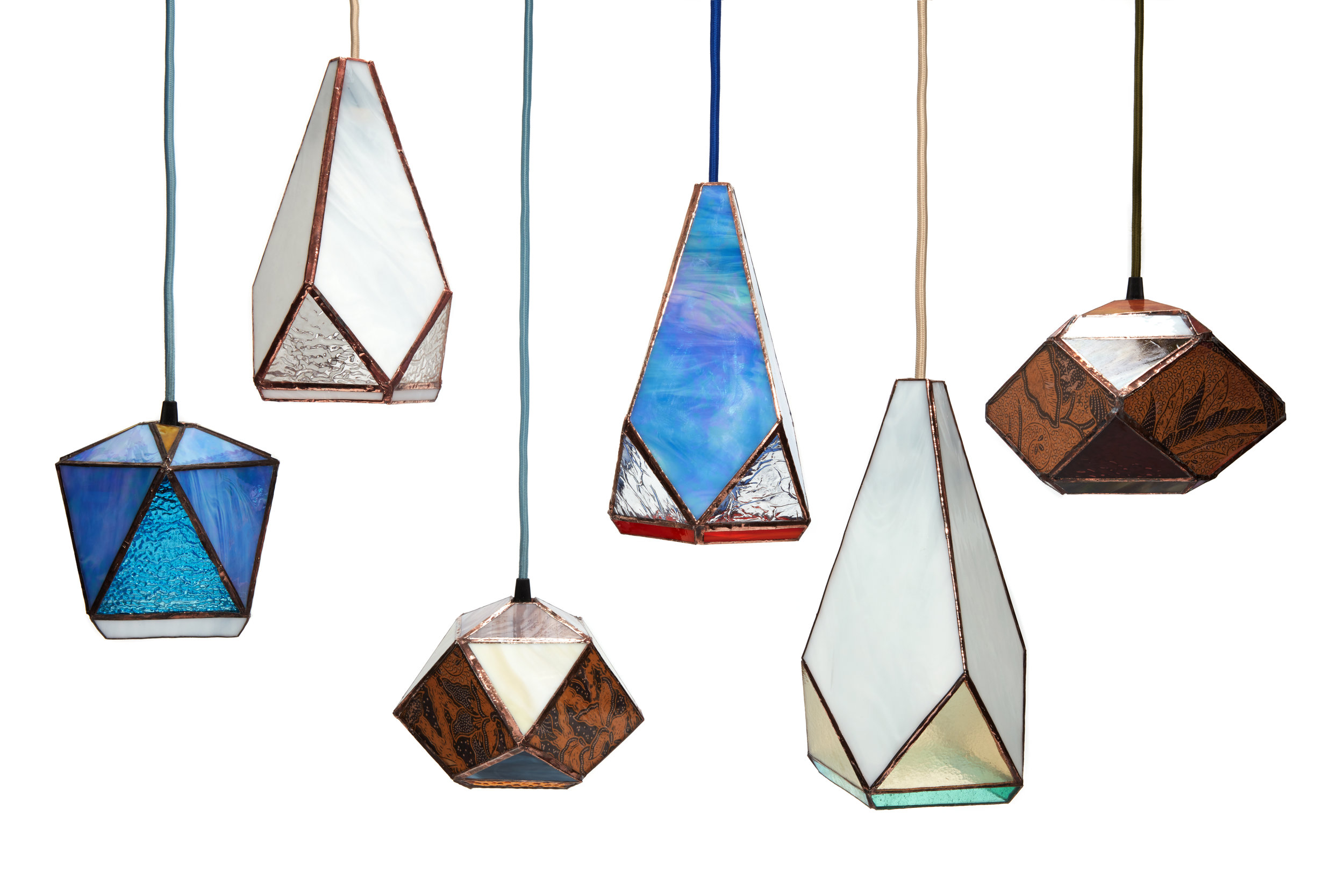 HANGING LAMPS -
