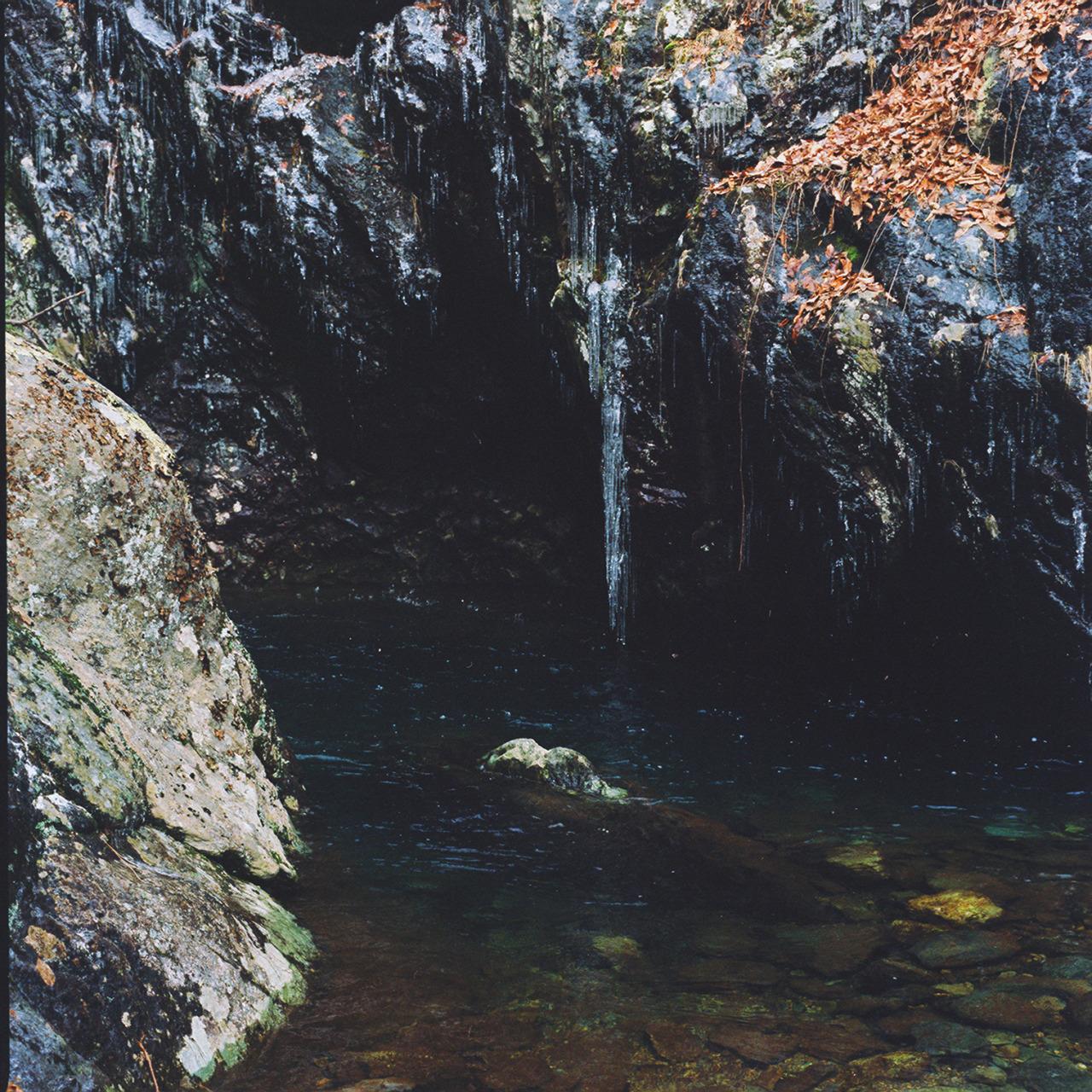 Cedar Run swimming hole
