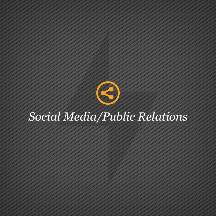 Social Media & Public Relations - Social Marketing Strategy - Content Creation - Social Monitoring & Community Management - Paid Social Advertising - Measurement & Reporting