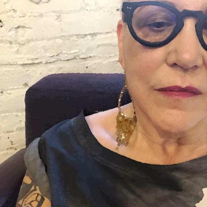 Pat: Patricia Nanoff - PRONOUNS: She/HerMEDIUMS: Stone: Limestone, Alabaster, SoapstoneWEBSITES: Website - Instagram