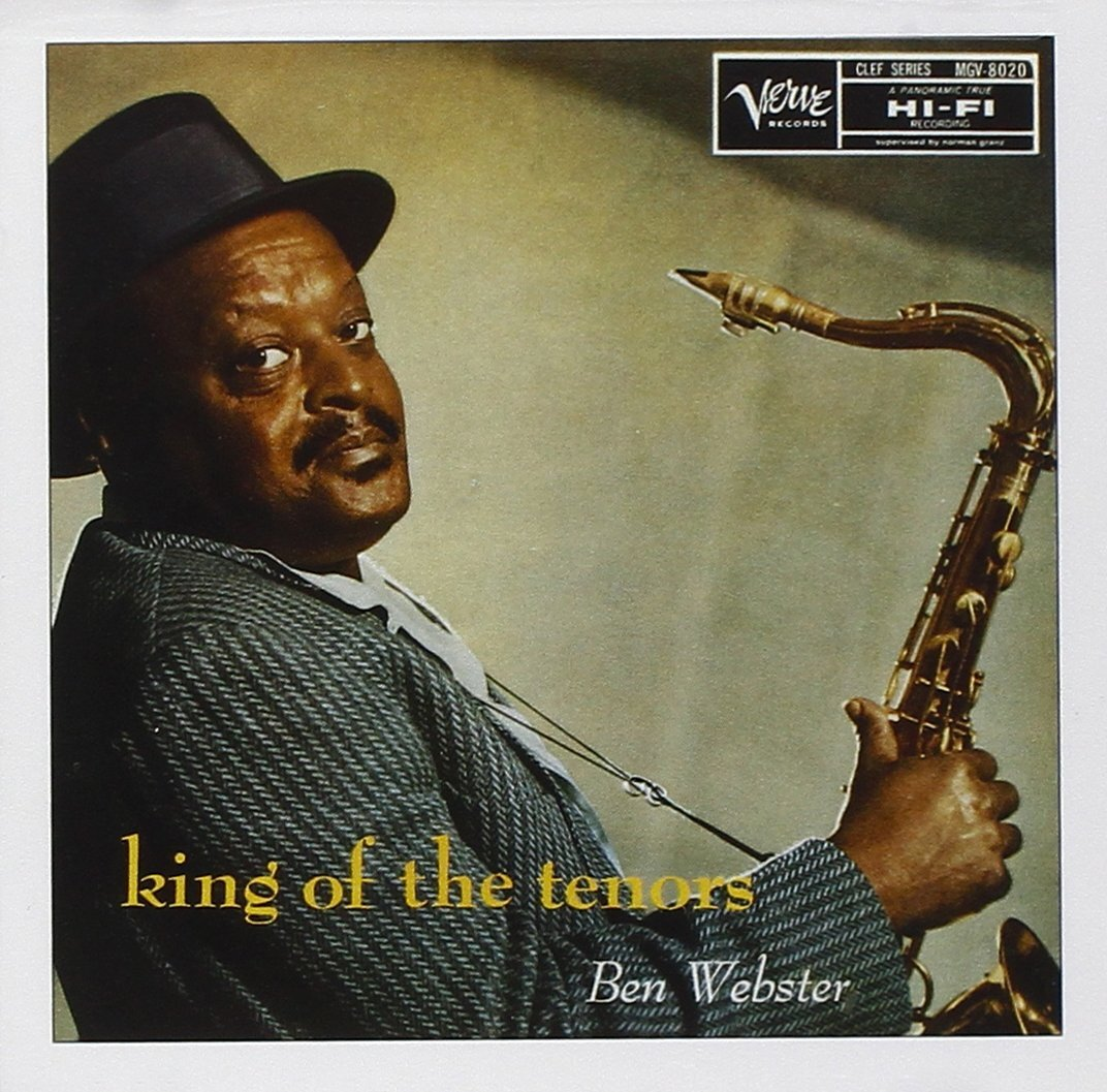 """Ben Webster, """"The Frog,"""" one of the greatest . . ."""