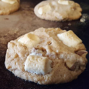 Jacob's Peanut Butter Cookies