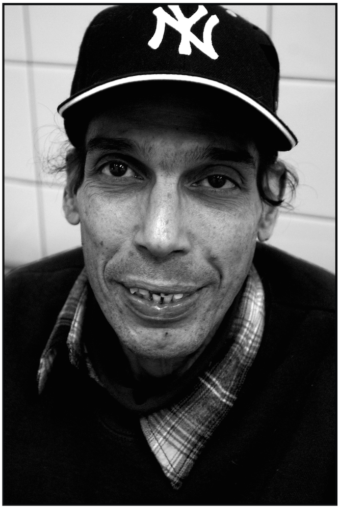 """Street Portrait, #2,"" NYC, 2006."