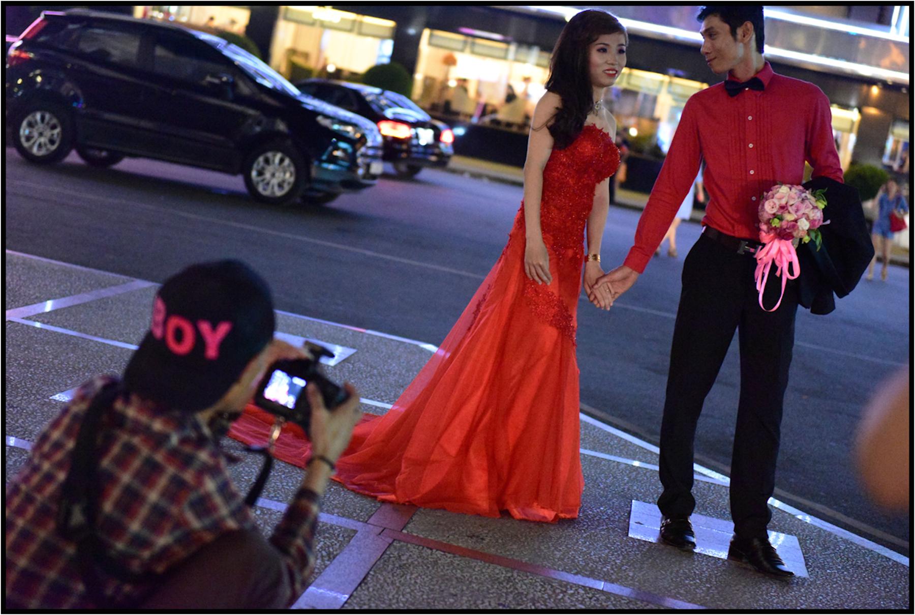 Wedding photography, Saigon/HCMC, Dec. 2015. #2079