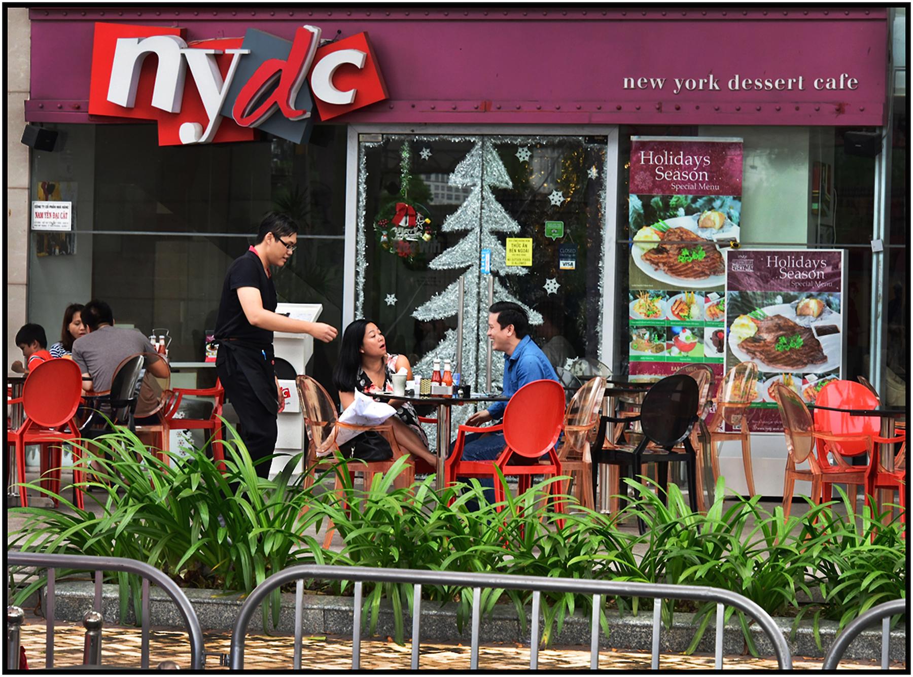 """NYDC,"" luxury condo development, Saigon/HCMC, Dec. 2015. #4777"