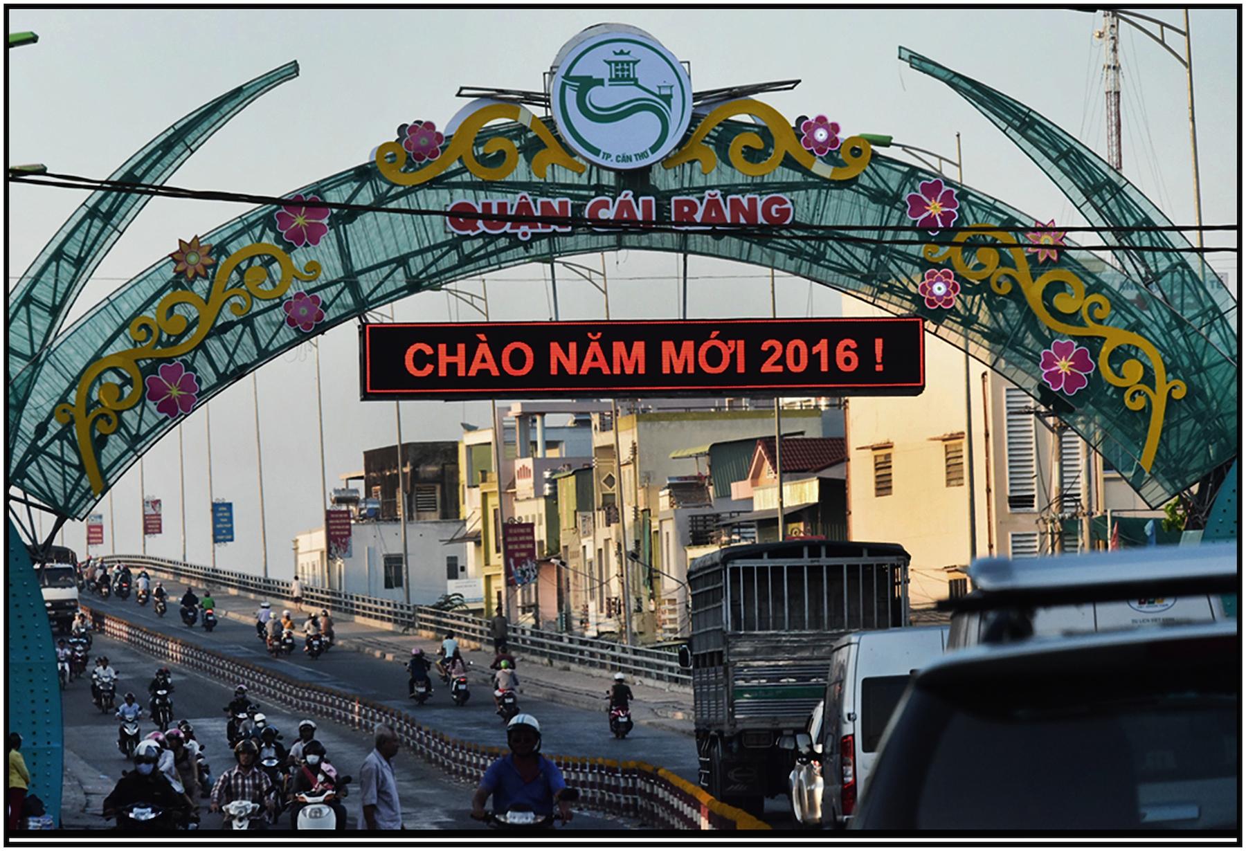 Can Tho, Mekong Delta, Jan. 2016. #8884