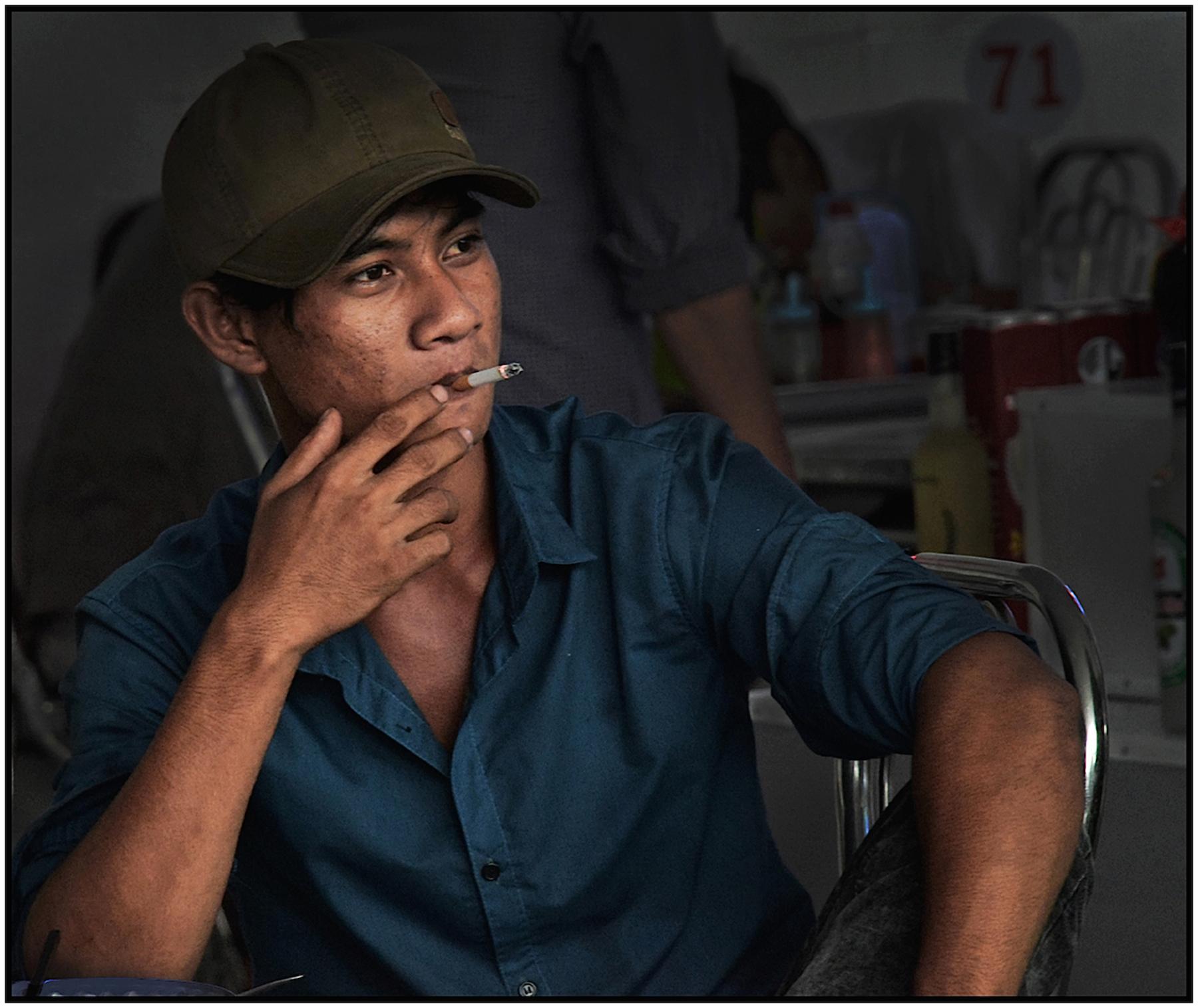 Hung Thang rest stop, Mekong Delta, Jan. 2016 #9846