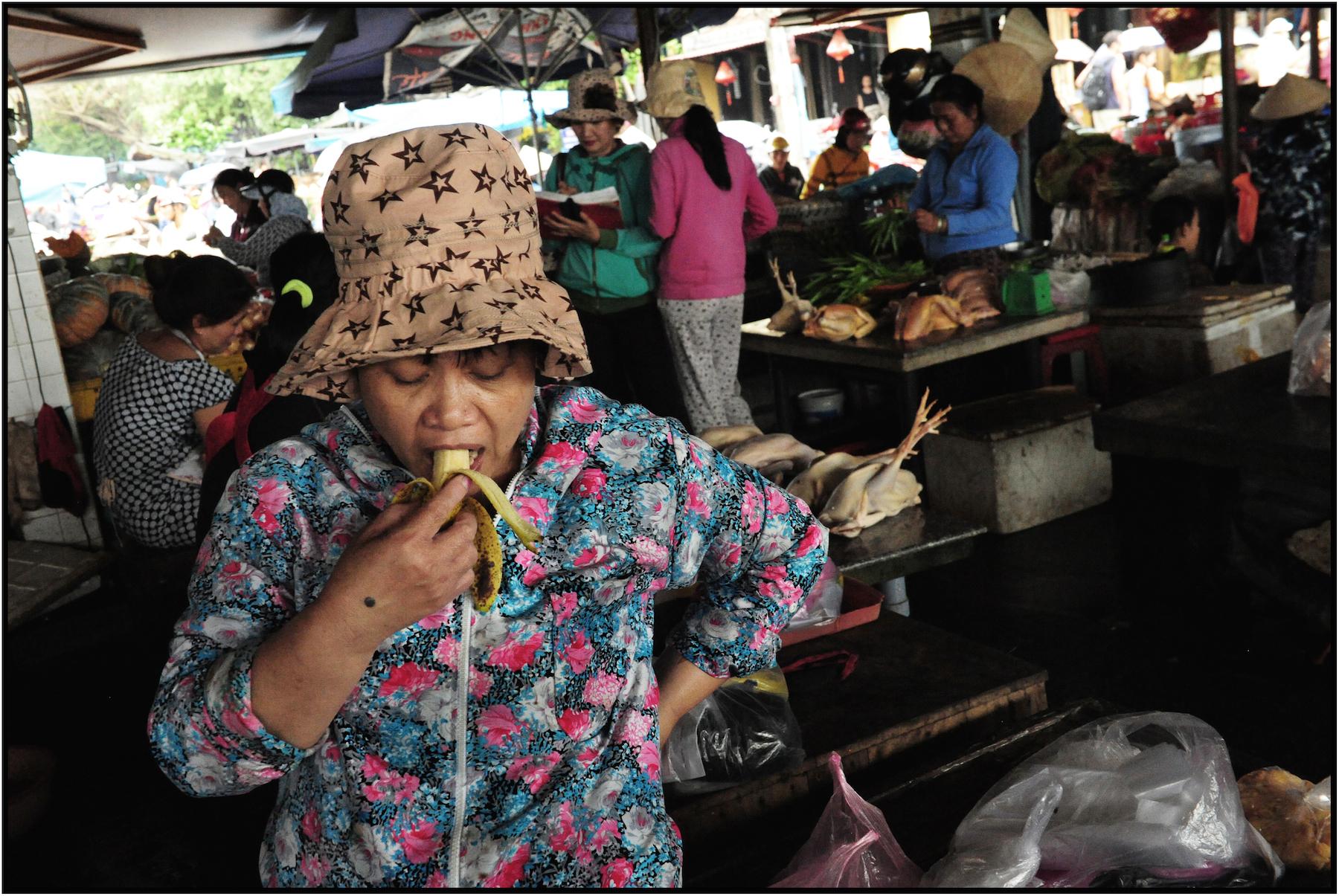 Hoi An Market, March 2015. #9963