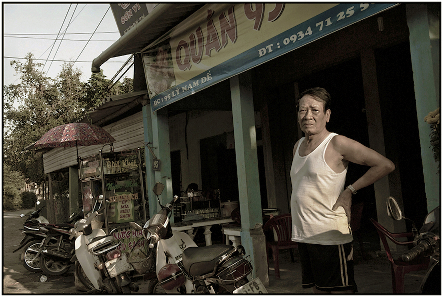 North of Hue, March 2015. #7740