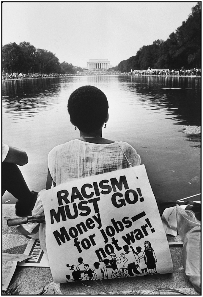 """ Racism Must Go!"", Washington, D.C. !977."
