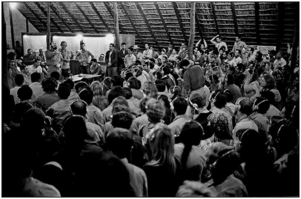 FIDEL CASTRO GIVES TALK TO VENCEREMOS BRIGADE 1969 copy.jpg
