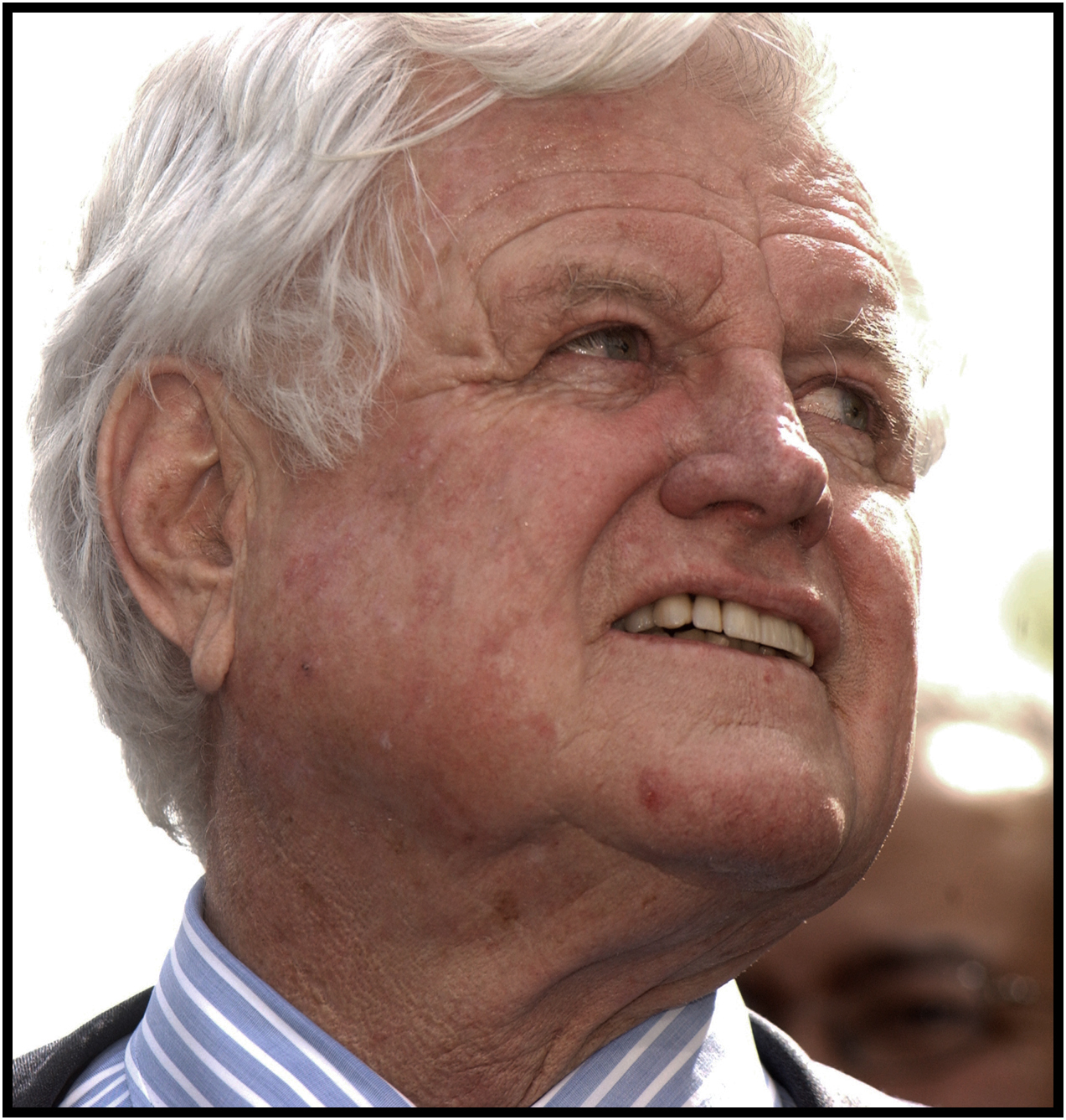 Edward (Ted) Kennedy, 2005.