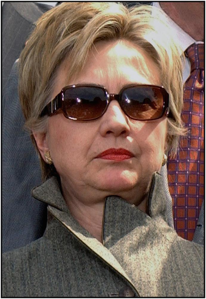 Sen. Hillary Clinton, Wash., D.C.,2005.