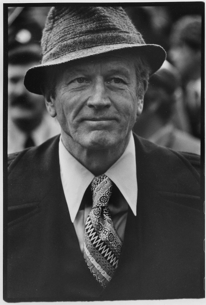 John Lindsay.
