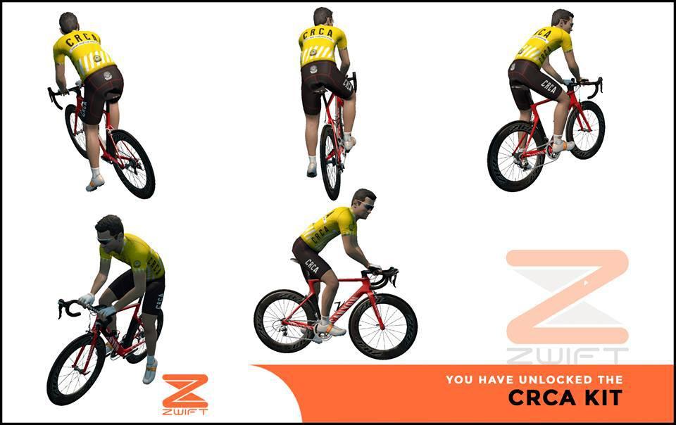 CRCA ZWIFT Winter Race Series P/B Radical Velo — Century Road Club
