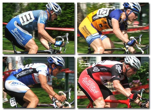 Which numbers above are legible? (c)  Cycling Skills