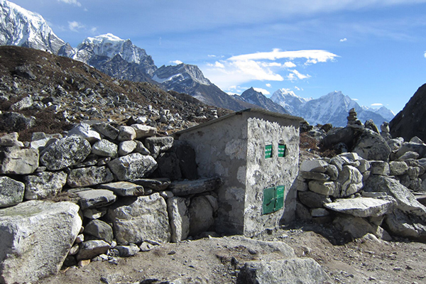 The Sagarmatha Pollution Control Committee - Grant Amount: $29,000Grant Year: 2017Project: Waste management in the Himalayas.