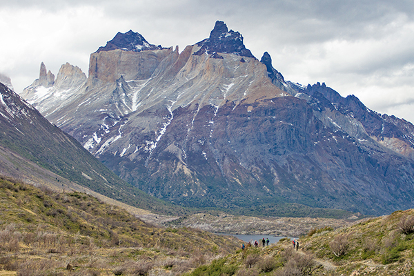 Conservation Volunteers International Program - Grant Amount: $30,000Grant Year: 2017 Project: Restoring Patagonia for future generations.