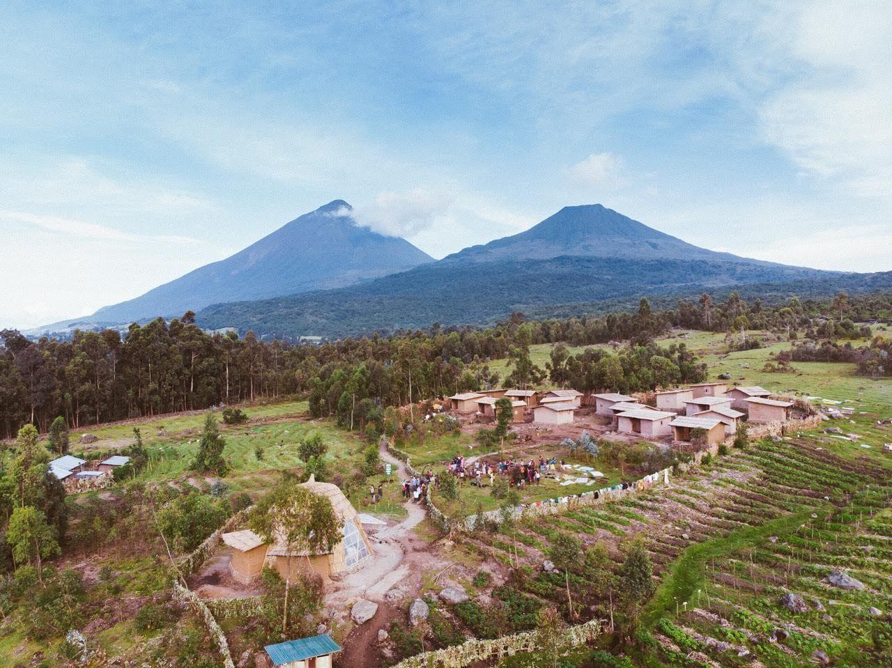 Volcanoes Safaris Partnership Trust - Restoring hope to the Gahinga community in Uganda