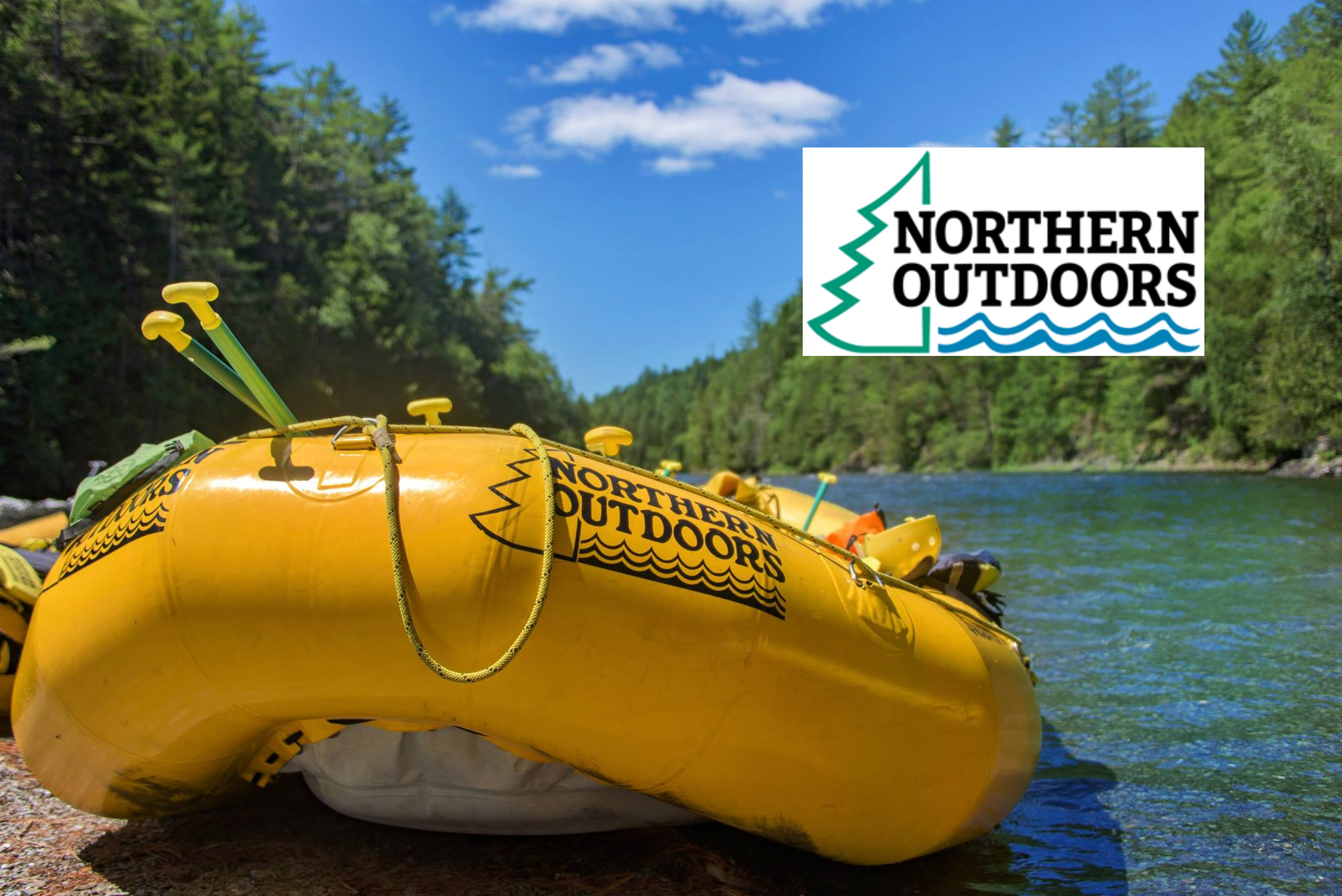 Rafting Trip - An adventure for two! Splashing through class V rapids, spotting moose and eagles in the woods, a gourmet lunch grilled on a riverside beach, waterfalls, rocky gorges, skilled Maine Guides… Join us for an unforgettable river adventure!Location: MaineRetail: $228Donated by: Northern Outdoors