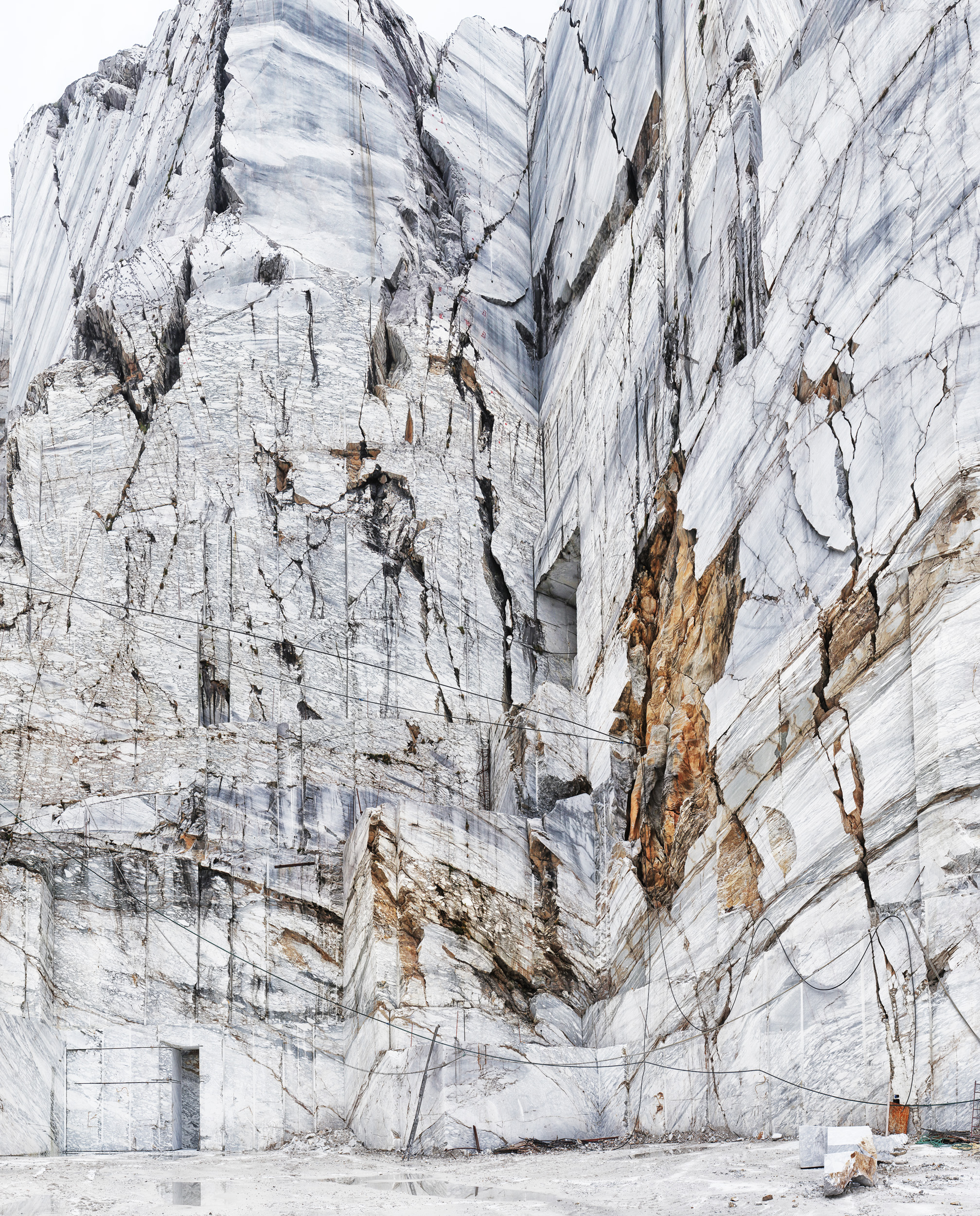Tavolini II - Carrara, Italy 2015