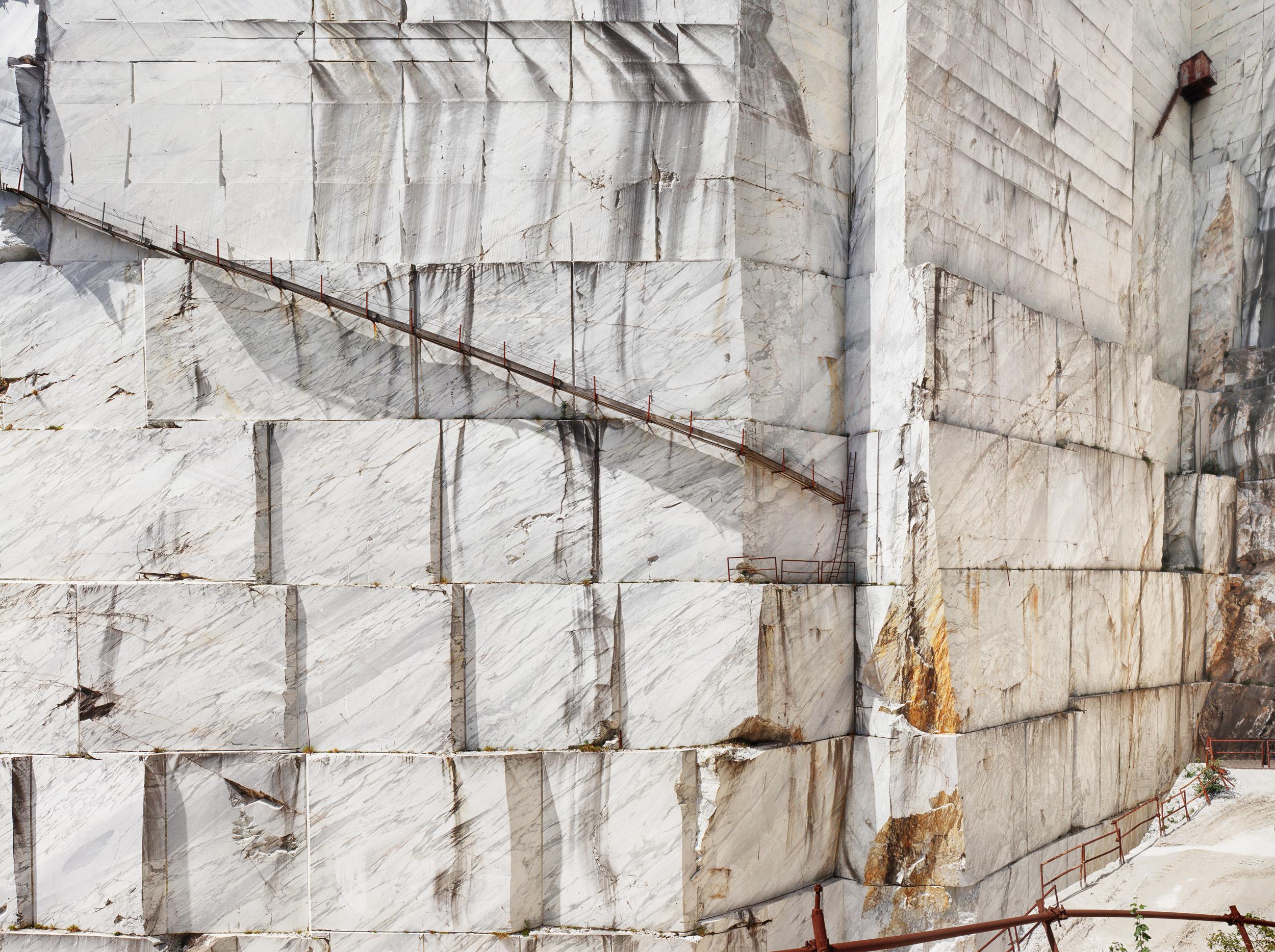 Henraux III Wall - Carrara, Italy 2015