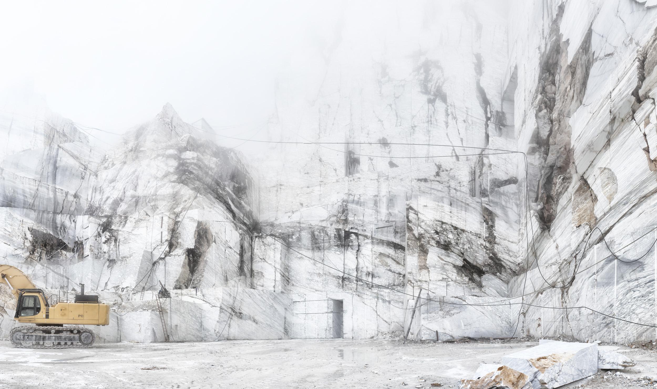 Tavolini III - Carrara, Italy 2015