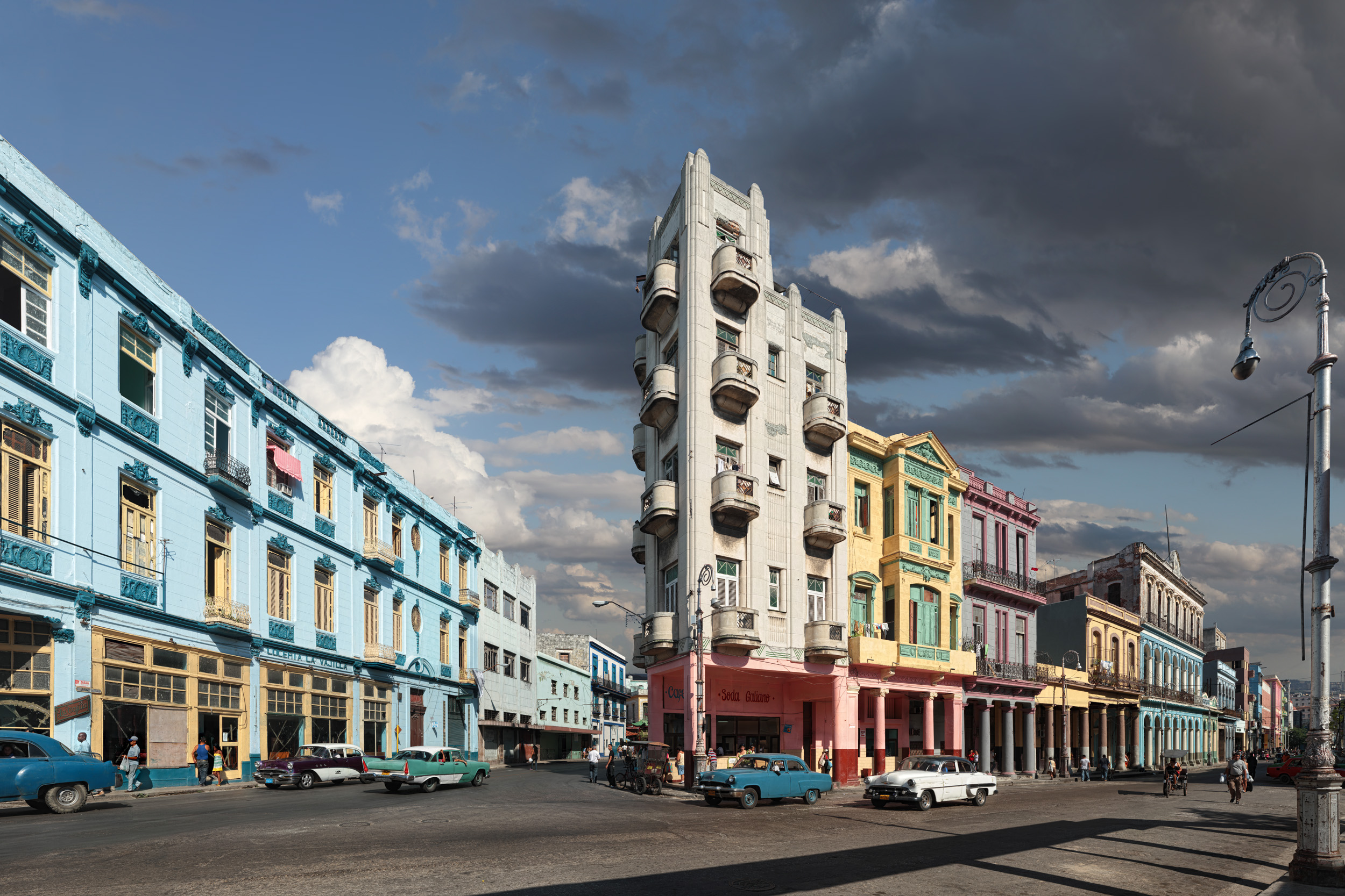 Avenida de Italia - Havana, Cuba 2010