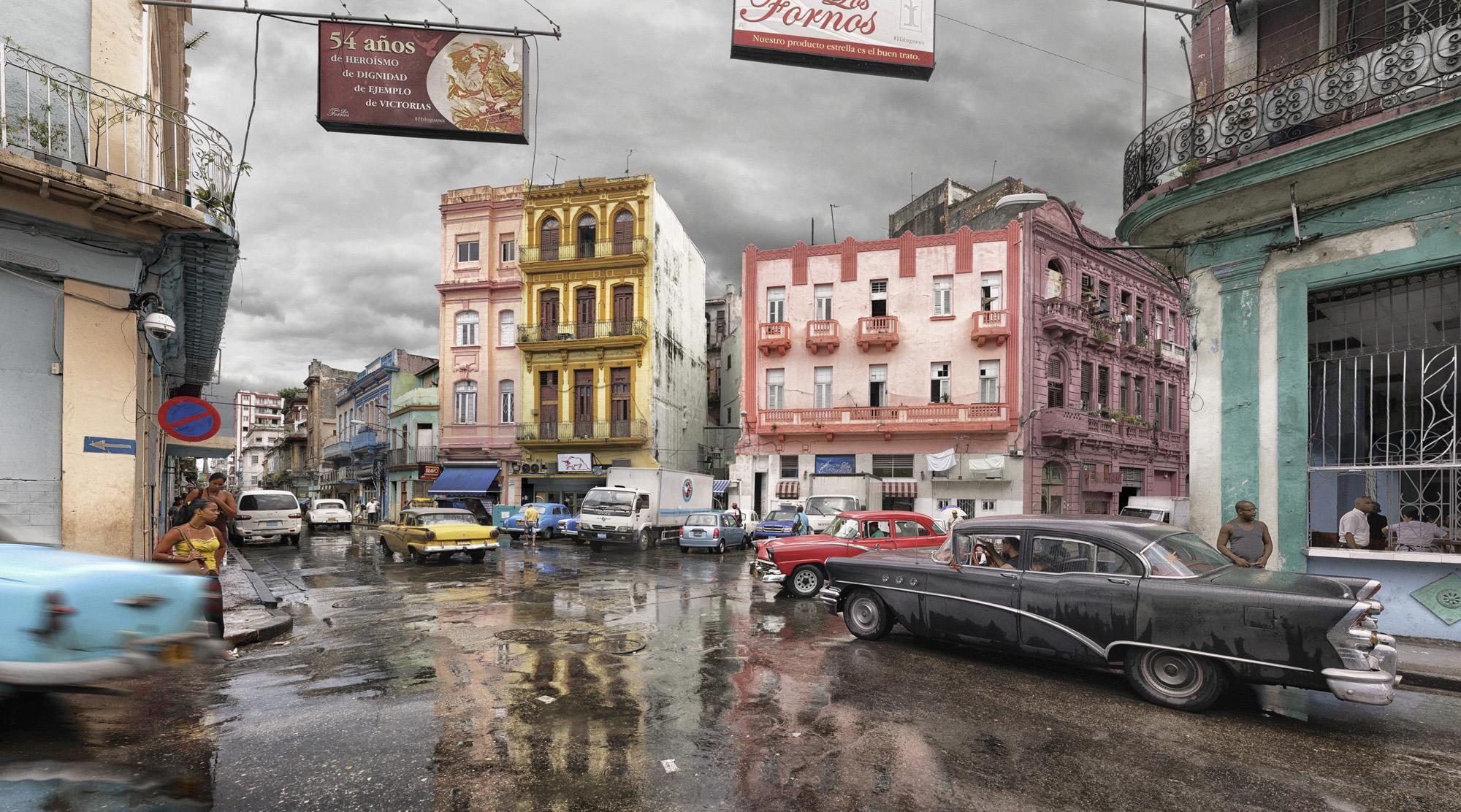Neptuno Rain - Havana, Cuba 2013