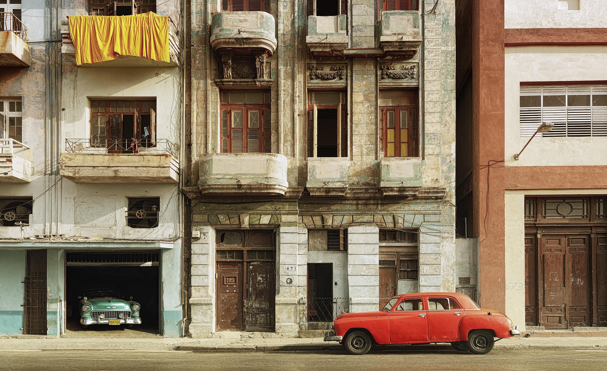 San Lazaro - Havana, CUBA 2012