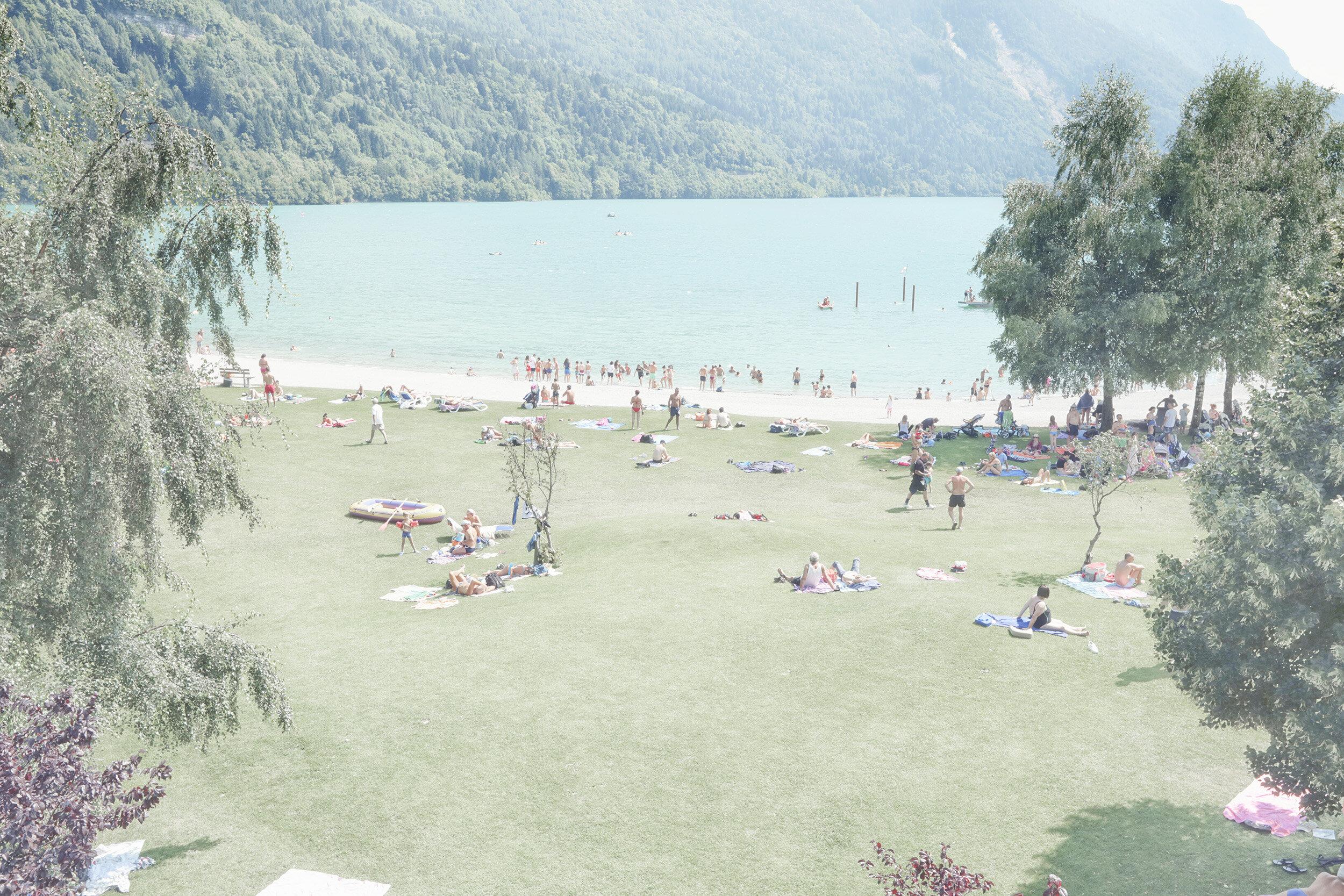 Lago I - Lago di Molveno, 2018