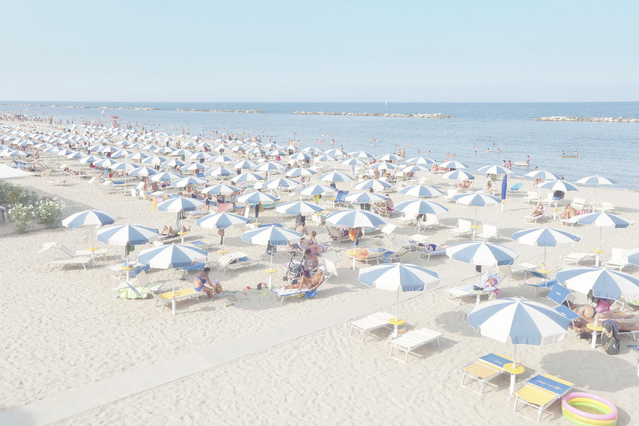 Spiaggia IV - Lido Adriano, 2018