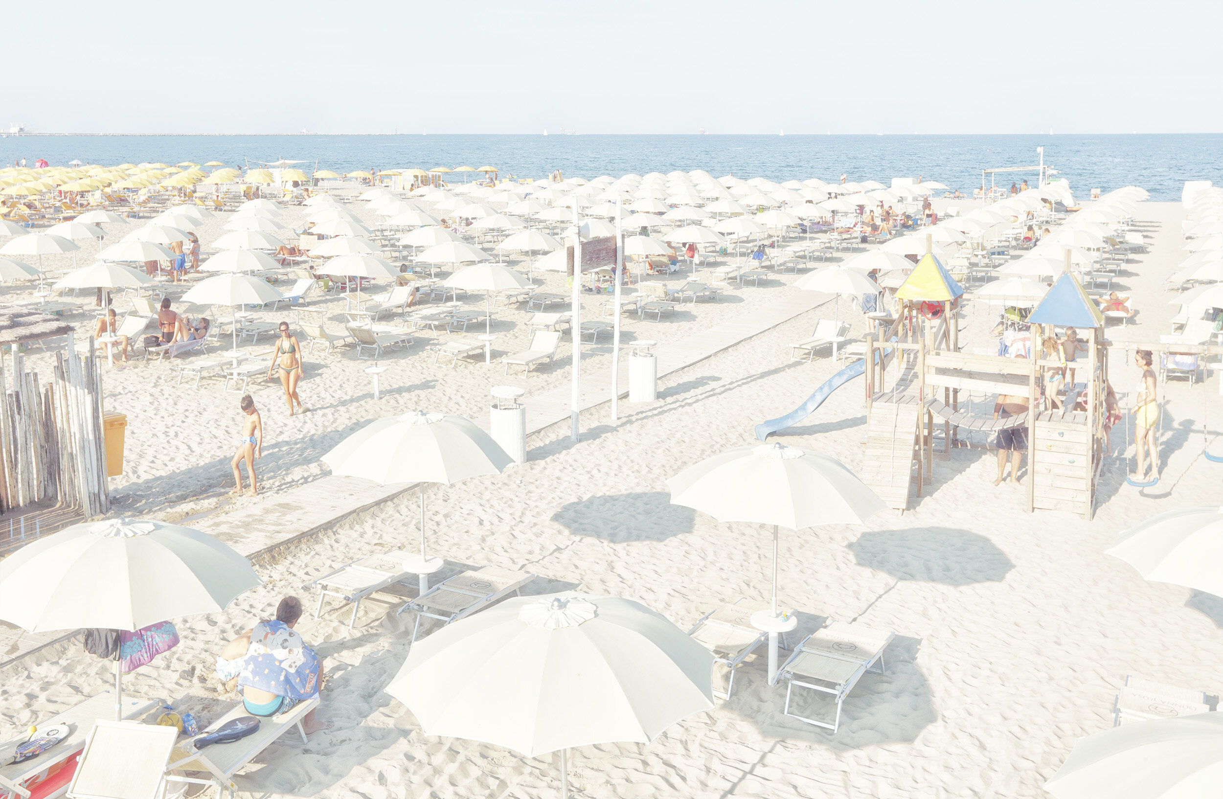 Spiaggia V - Marina di Ravenna, 2018