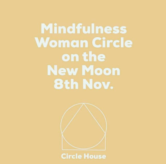 TODAY 8th Nov. MINDFULNESS WOMAN CIRCLE on the New Moon Link in bio for RSVP & tickets . 8.30pm - 10.30pm @ 44 C/ Betlem, Barcelona ( new location ) Next to Fontana L3 & Gràcia Metro Stops