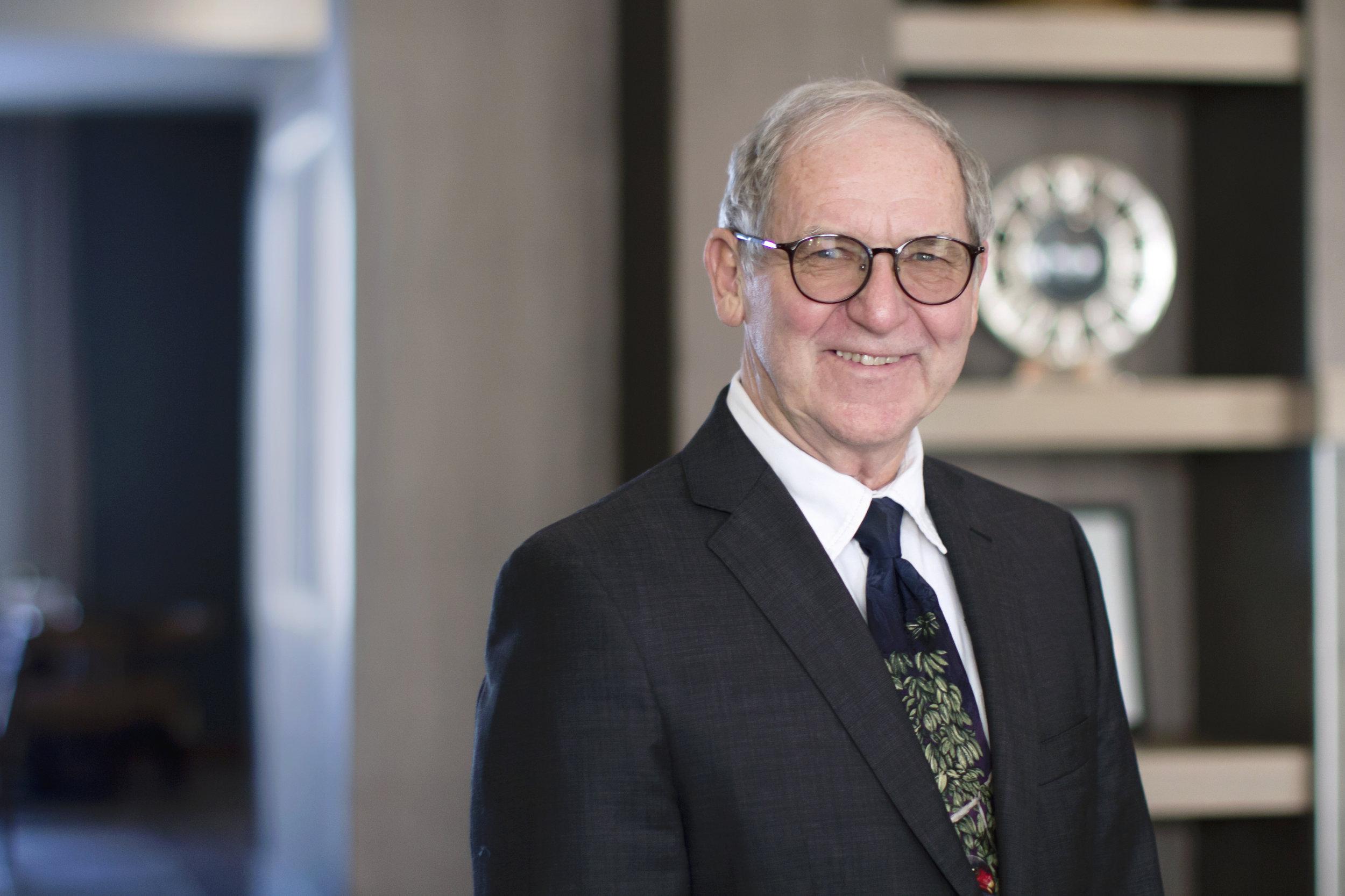 STEVAN DEWALD, PE LJA Chairman of The Board / Firm President Civil Engineer    Email Stevan