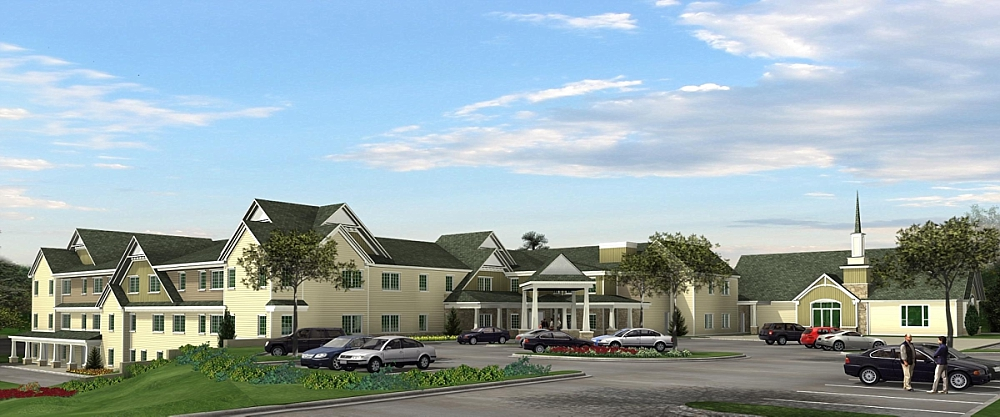 PARK TERRACE ASSISTED LIVING & MINISTRY CENTER
