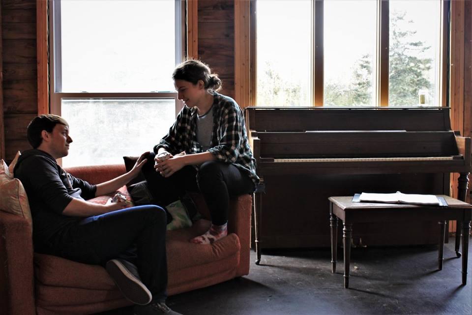 Harrison Densmore, Julia Larsen. Photo by Corbin Went.