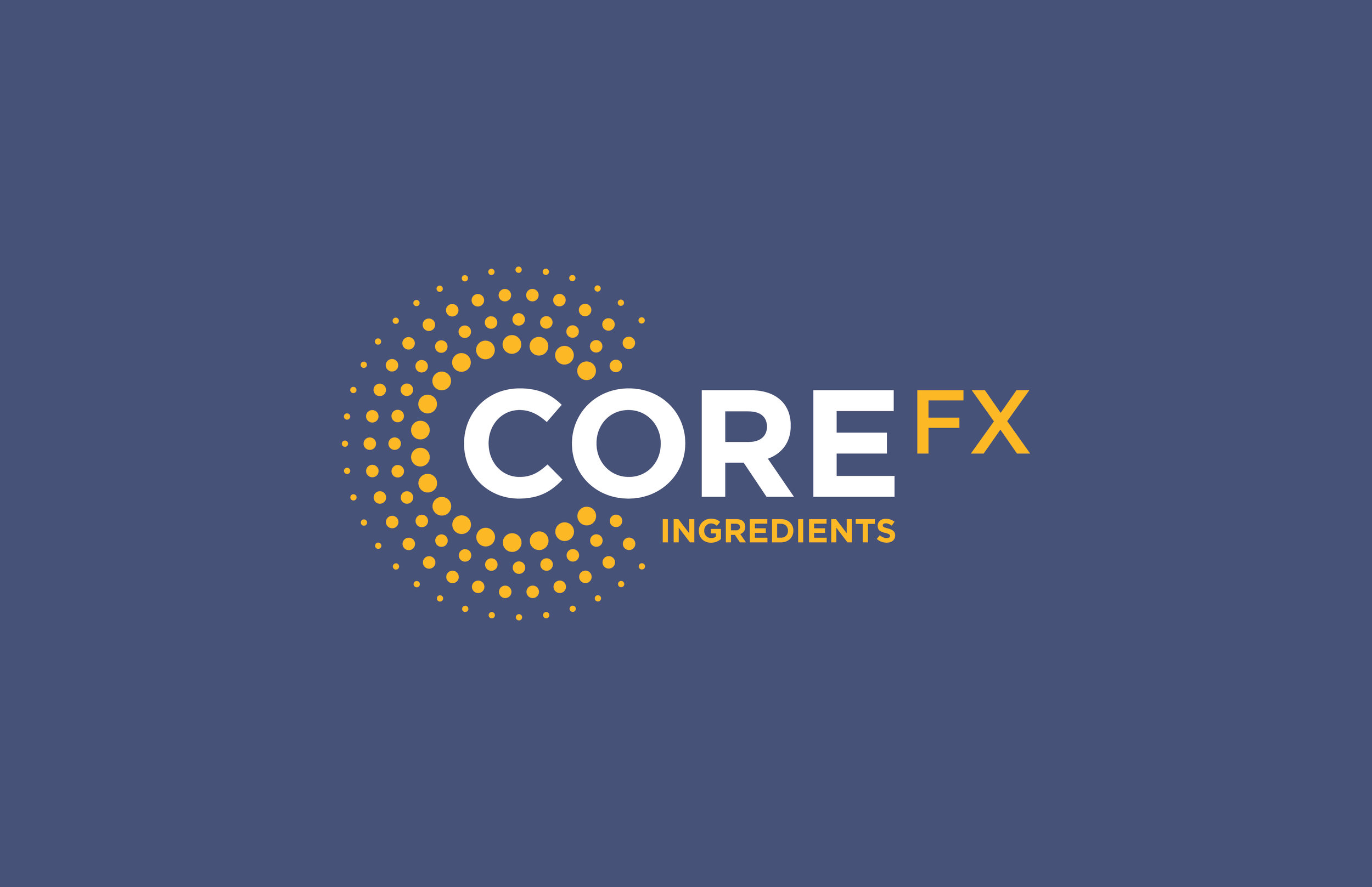CoreFX Ingredients Logo - CMYK - White on Navy.jpg