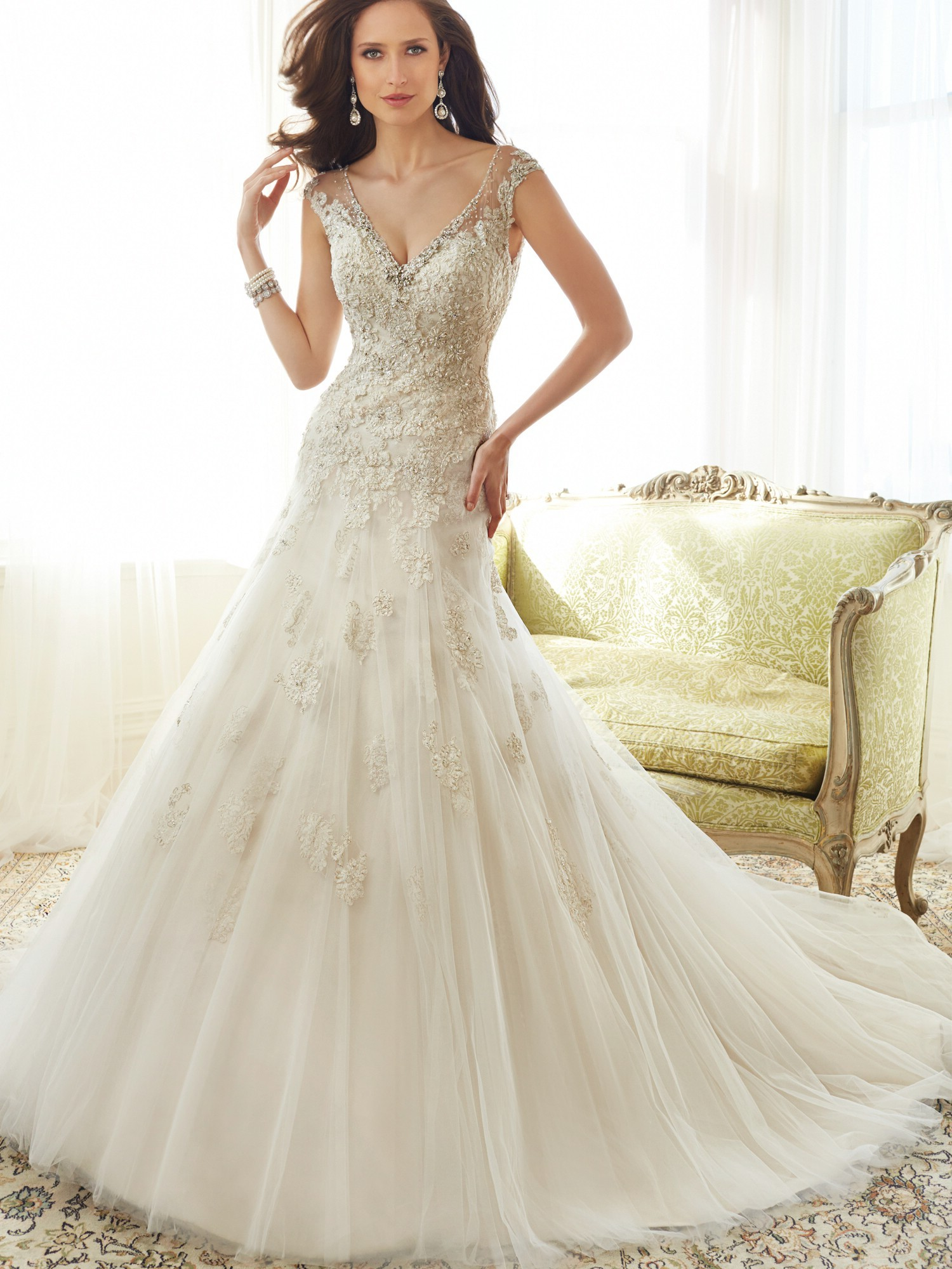 Sophia Tolli was £1,650 - now £380