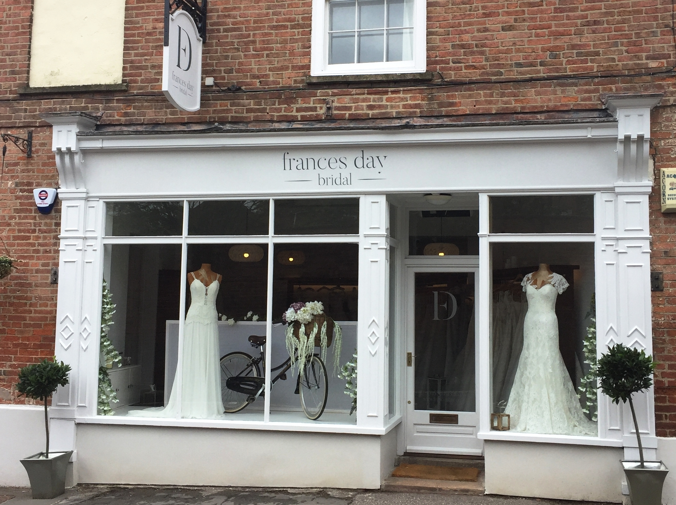 The New Frances Day Bridal