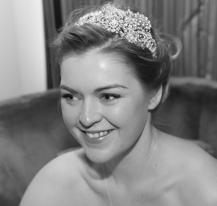 Clementine - Founder and Creator of Miss Clemmie Bridal Accessories