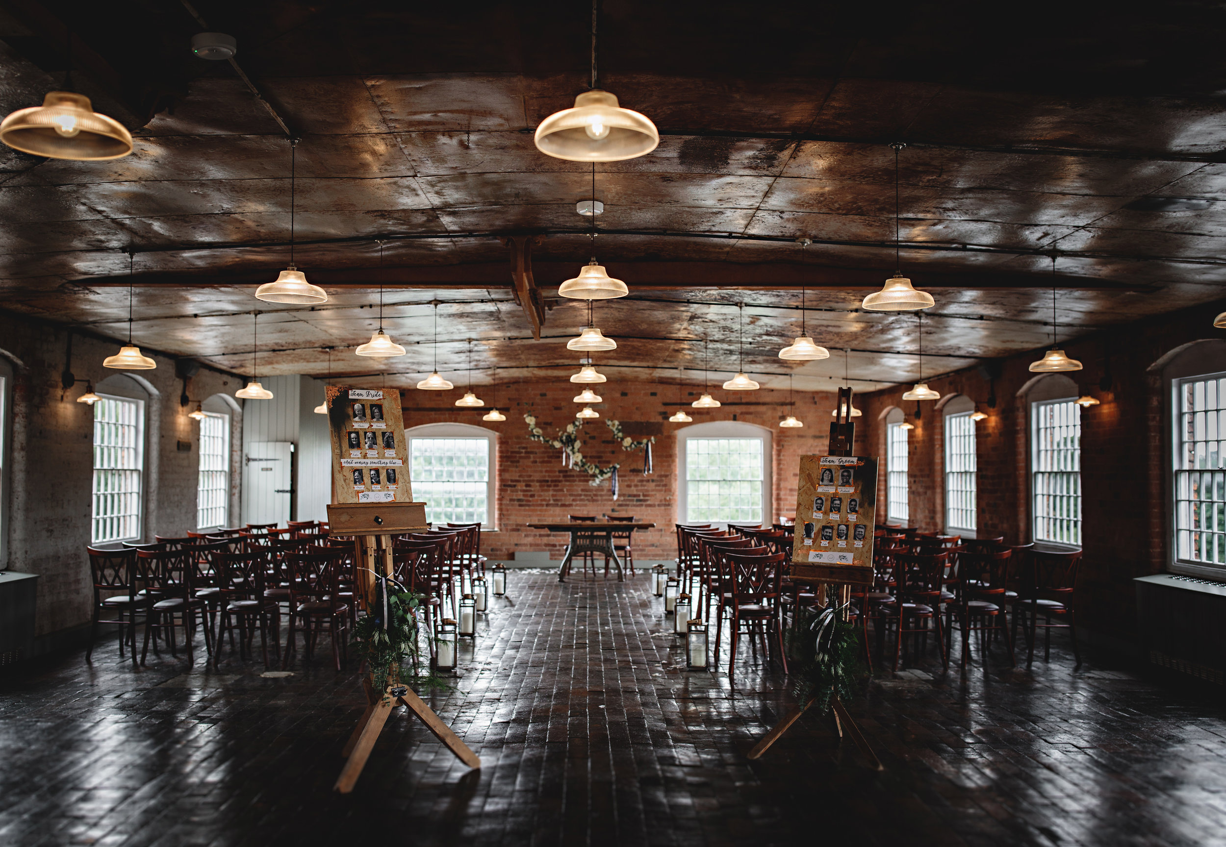 Jesus Peiro For A Chic And Modern Industrial Wedding At The West Mill 8.jpg