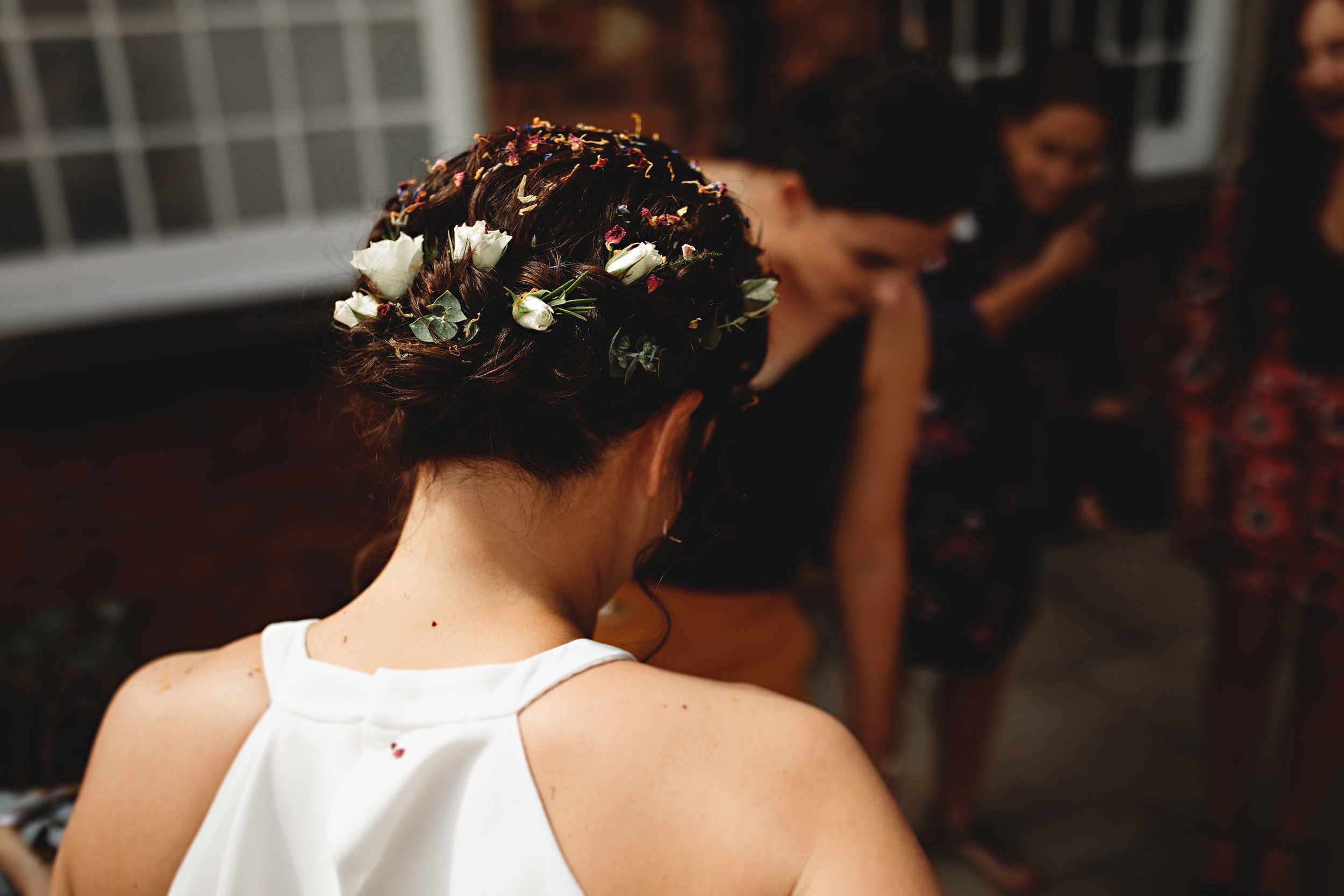 Jesus Peiro For A Chic And Modern Industrial Wedding At The West Mill 12.jpg