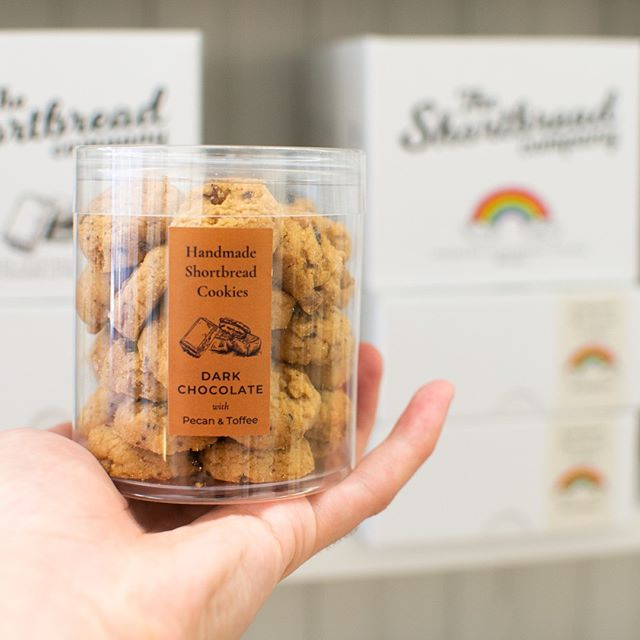 Offering a new spin on the classic cookie, @theshortbreadcompany.ca⁠ takes delicious to a whole new level. These lil morsels are oh-so giftable-- if you can resist eating them! Find these sweet treats at the Nooks Port Hope 🍪❤️🍪⁠ ⁠ ⁠ ⁠ .⁠ .⁠ .⁠ .⁠ .⁠ .⁠ .⁠ .⁠ #giftguide #giftideas #makersgonnamake #makersofinstagram #creatorslane #abmcrafty #createeveryday #shoplocal #buylocal #madelocal #madelocally #locallymade #givingback #creativelife #artisans #handcrafted #handmade #wemakecollective #capturemycraft #happycrafting #handmadewithlove #buyhandmade #handmadeisbetter #creativityfound #shortbread #canadianbakers