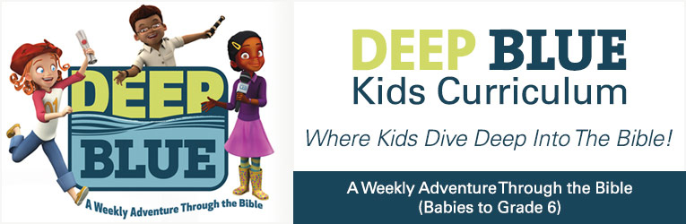 www.deepbluekids.com  -  See the curriculum for kids to learn the stories of the faith.  Deep Blue is the new awe-inspiring resource for children which includes adventure, exciting stories, science experiments, arts and crafts, animated video storytelling, and active games-all combined into a living–faith experience that will help children discover what it means to be a disciple of Jesus Christ today!