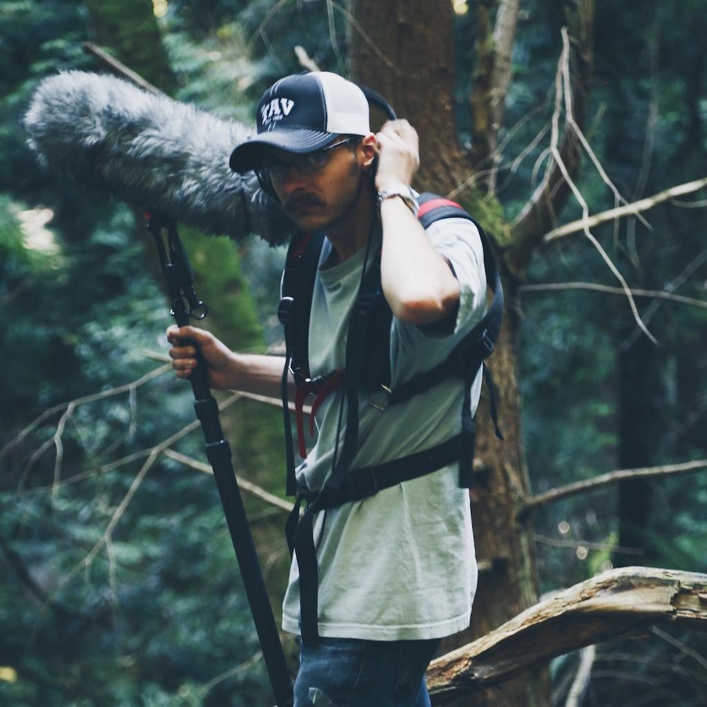 Sound Mixer, Cameron Currier