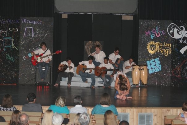 Senior Showcase 2008