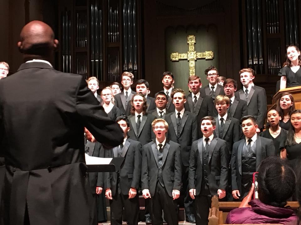 FWAFA's High School Choir