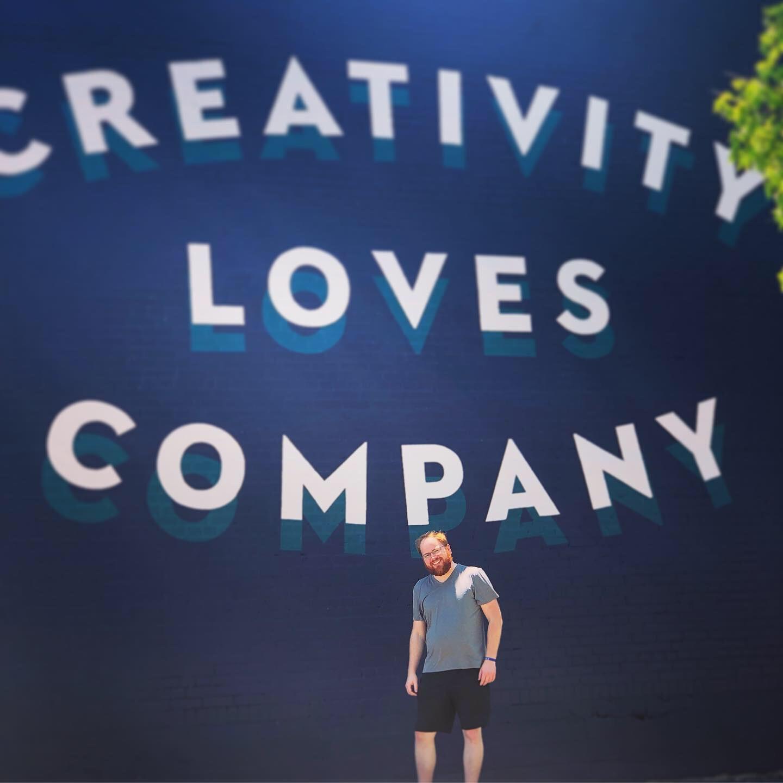Creativity Loves Company